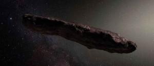 Εξωγήινη αναγνωριστική αποστολή ο μυστηριώδης Oumuamua;
