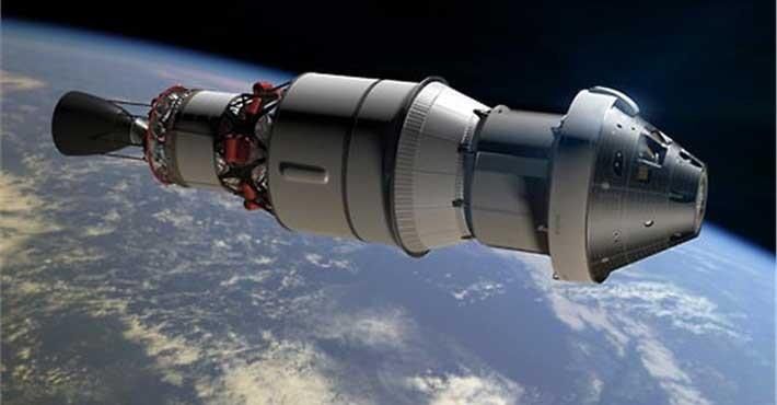 Άρχισε η κατασκευή του διαστημοπλοίου Orion