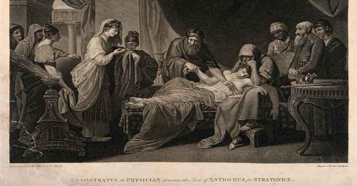 Ερασίστρατος (303-249 Π.Χ.)