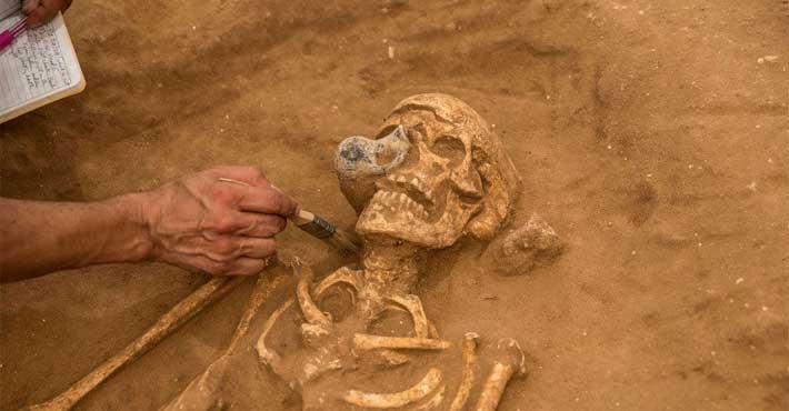 Οι Φιλισταίοι ήταν τελικά Έλληνες, Τι έδειξε το DNA