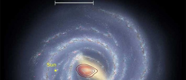 Ανακαλύφθηκε ο απολιθωμένος γαλαξίας Ηρακλής