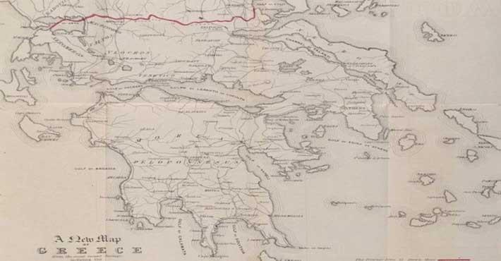 3 Φεβρουαρίου 1830, Η γέννηση του σύγχρονου Ελληνικού κράτους