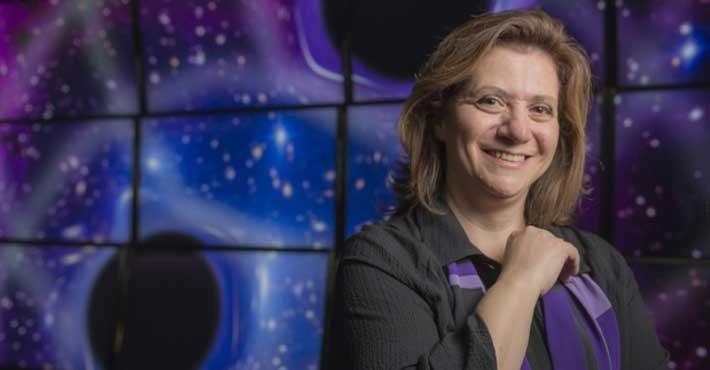 Η Ελληνίδα επιστήμονας που επιβεβαίωσε τη θεωρία του Αϊνστάιν