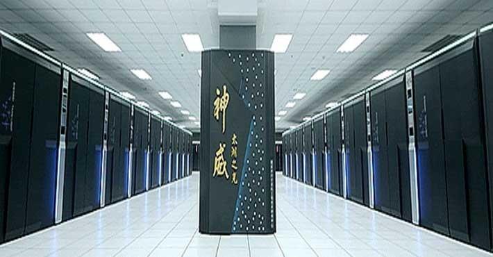 Πρώτη και με διαφορά η Κίνα στους υπερυπολογιστές