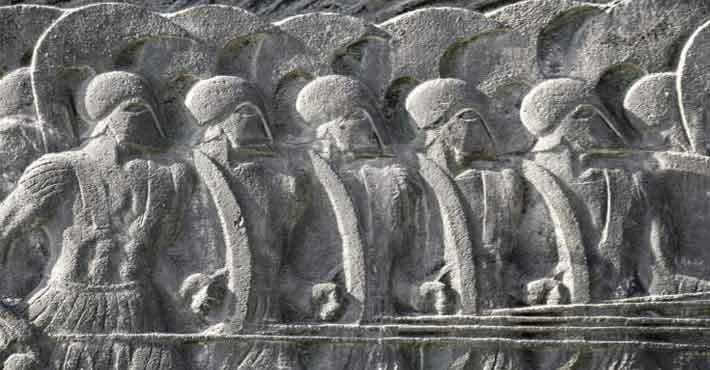Η Μάχη της Χαιρώνειας - Αύγουστος 338 Π.Χ.