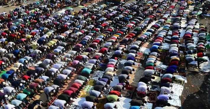 Ινστιτούτο Pew: O μουσουλμανικός πληθυσμός της Ευρώπης θα αυξηθεί