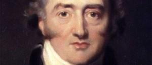 Η πλατεία Κάνιγγος πήρε το όνομά της από τον βρετανό Τζωρτζ Κάνιγκ