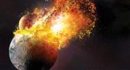 Η Σελήνη γεννήθηκε μέσα από τα σπλάχνα της Γης