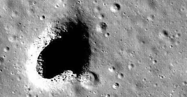 Βρήκαν είσοδο 50 χλμ για το εσωτερικό της Σελήνης (βίντεο)