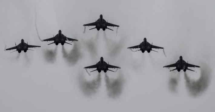 """Έξι ρωσικά μαχητικά αεροσκάφη MIG-29 κατέφθασαν"""" στη Σερβία"""
