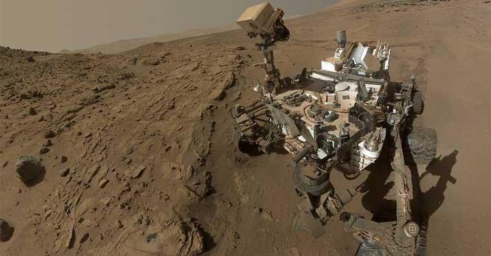 Η NASA ενδέχεται να ανακάλυψε αποδείξεις αρχαίας ζωής στον Άρη