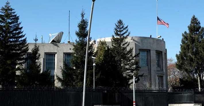 Οι ΗΠΑ κλείνουν αύριο τη πρεσβεία τους στην Άγκυρα